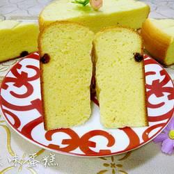 玉米味蛋糕