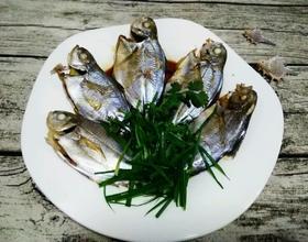 清蒸小海鱼