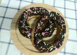油炸版甜甜圈