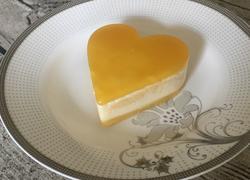 橙味慕斯小蛋糕