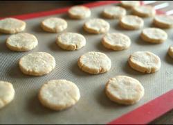 盐豆渣饼干
