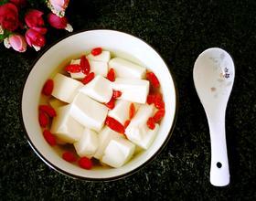 豆腐糖水[图]