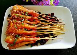 香辣串串虾