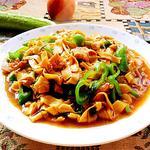 尖椒干豆腐的做法[图]