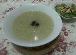 大枣小米粥