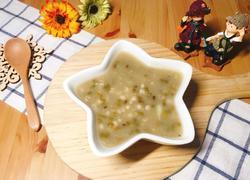 绿豆薏仁百合粥