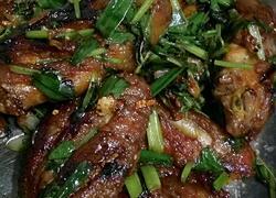 香煎鸡中翅