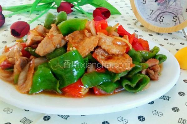 新疆小炒辣子肉