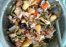 猪排罗汉菜