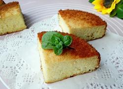 老式蜂蜜鸡蛋糕