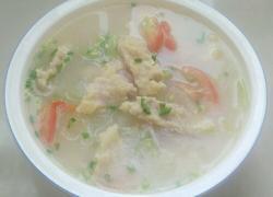 冬瓜滑肉汤