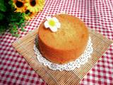 6寸戚风蛋糕的做法[图]