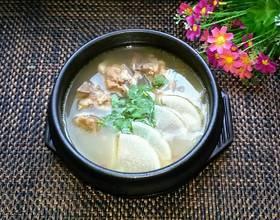 白萝卜排骨汤[图]