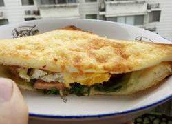 酥香三明治