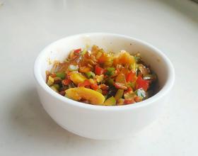 青椒变蛋(妈妈的味道)[图]