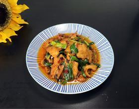 蒜苗回锅肉[图]