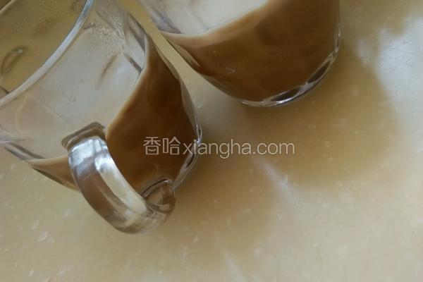 新牛奶咖啡
