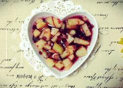 哈密瓜蓝莓果酱
