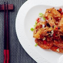人人都爱的香酥椒盐虾