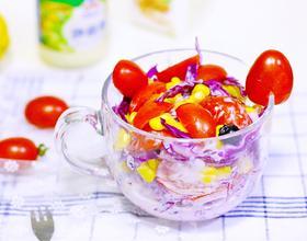 圣女果果蔬沙拉[图]