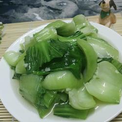 清炒小白菜的做法[图]