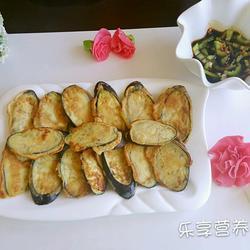 香煎茄饼的做法[图]