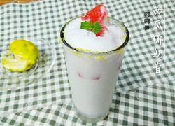 西瓜椰奶昔