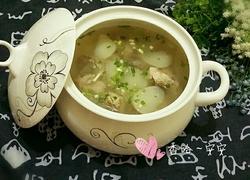 白萝卜小排汤