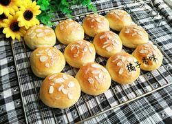 奶油杏仁面包