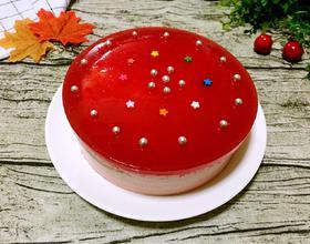 西瓜慕斯蛋糕(六寸)