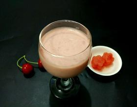 西瓜奶昔(蓝莓酸奶味)
