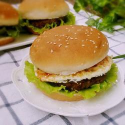 牛肉汉堡的做法[图]