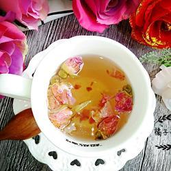 玫瑰蜂蜜茶