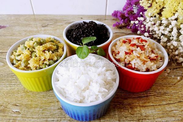 大米饭多样化
