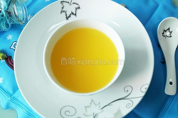 南瓜玉米浆