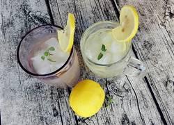 蜂蜜薄荷柠檬茶