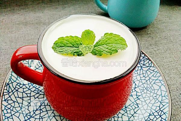 雪莲菌酸奶
