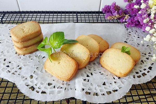 蜂蜜杏仁饼干