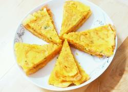 香煎胡萝卜丝饼