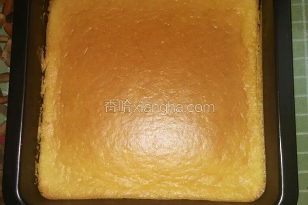 低油低糖酸奶芝士蛋糕