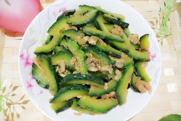 南瓜炒海米
