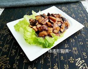 葱油鲜香菇