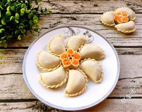花边饺子(酸菜鲜肉馅)