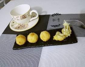 意式脆皮夹心土豆丸