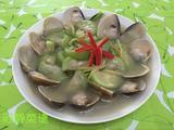 丝瓜蛤蜊汤的做法[图]