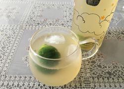 蜂蜜冰桔茶