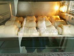 葡萄干小面包的做法图解14