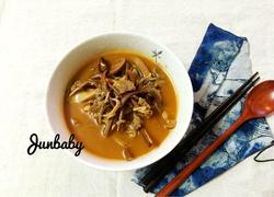 韩国辣牛肉汤