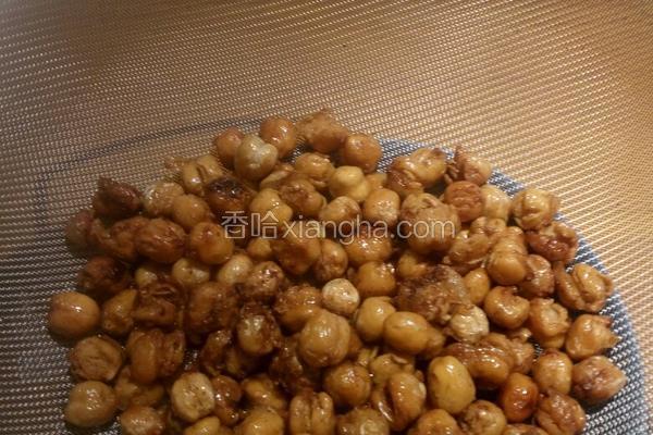椒盐鹰嘴豆