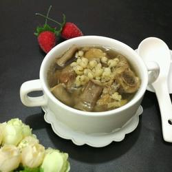 夏枯草粉肠汤(功能性食疗汤)